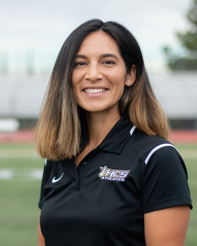 Devina Halpert, Middle School Athletic Assistant