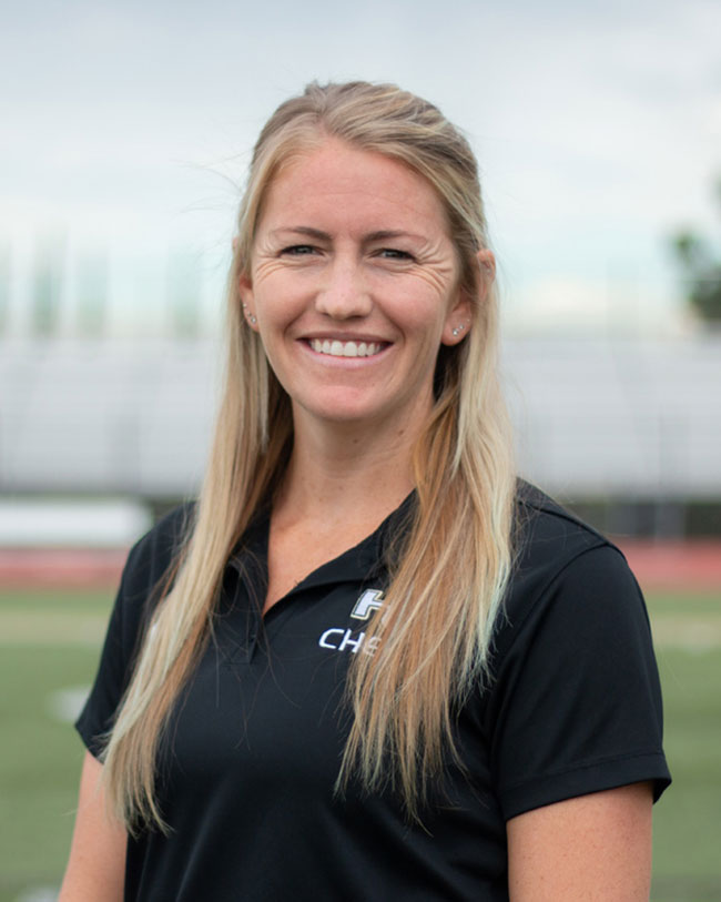 Stacey Sturzenack, High School Athletic Assistant